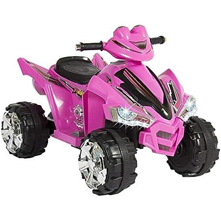 Volt TG83334 Kids Electric Quad Bike 22W Red /& Black