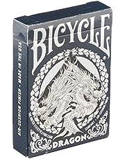 Bicycle Dragon Oyun Kağıdı Koleksiyonluk Cardistry Kartları Deste