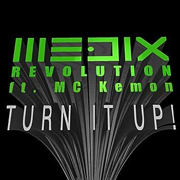 Turn It up! (feat. Revolution, MC Kemon)