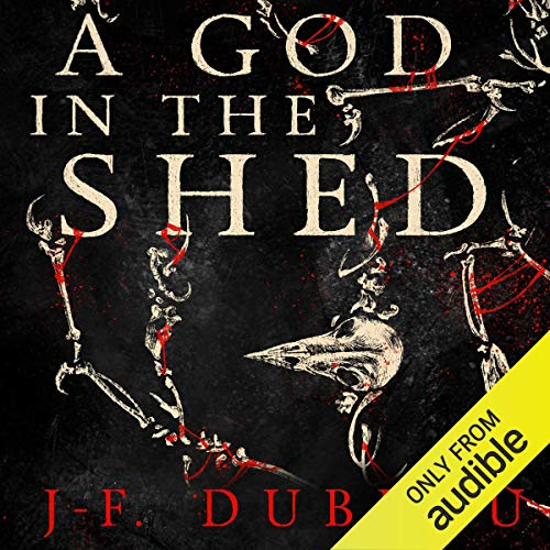 Couverture de A God in the Shed