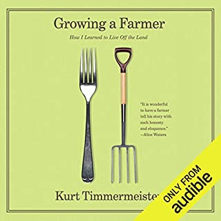 Growing a Farmer audiobook cover art
