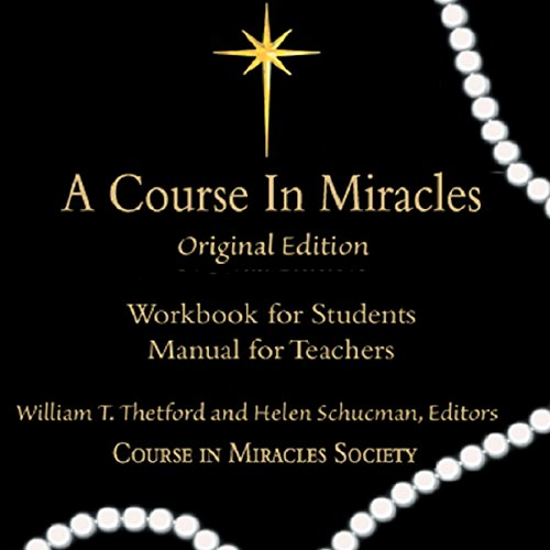 A Course in Miracles: Workbook for Students/Manual for Teachers cover art