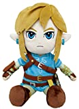 Sanei The Legend of Zelda Breath of The Wild ZP01 BOTW Link (S) Peluche Plush 20cm [Japan Import]