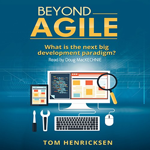 Beyond Agile audiobook cover art