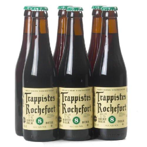 Original belgisches Bier- Trappist Rochefort