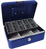 Caja de Dinero Inoxidable con combinación, CB03BL