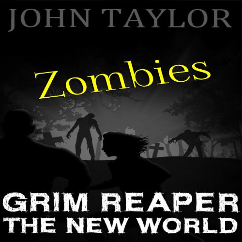 Zombies: Grim Reaper audiobook cover art