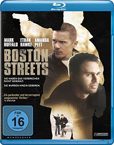 Boston Streets (Blu-ray)