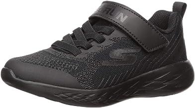 Skechers Unisex-Child Go Run 600-Baxtux Sneaker