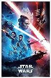 Trends International Star Wars: The Rise of Skywalker - Official One Sheet Wall Poster, 22.375' x 34', Premium Unframed Version