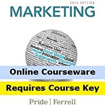 MindTap Marketing for Pride/Ferrell's Marketing 2014, 17th Edition