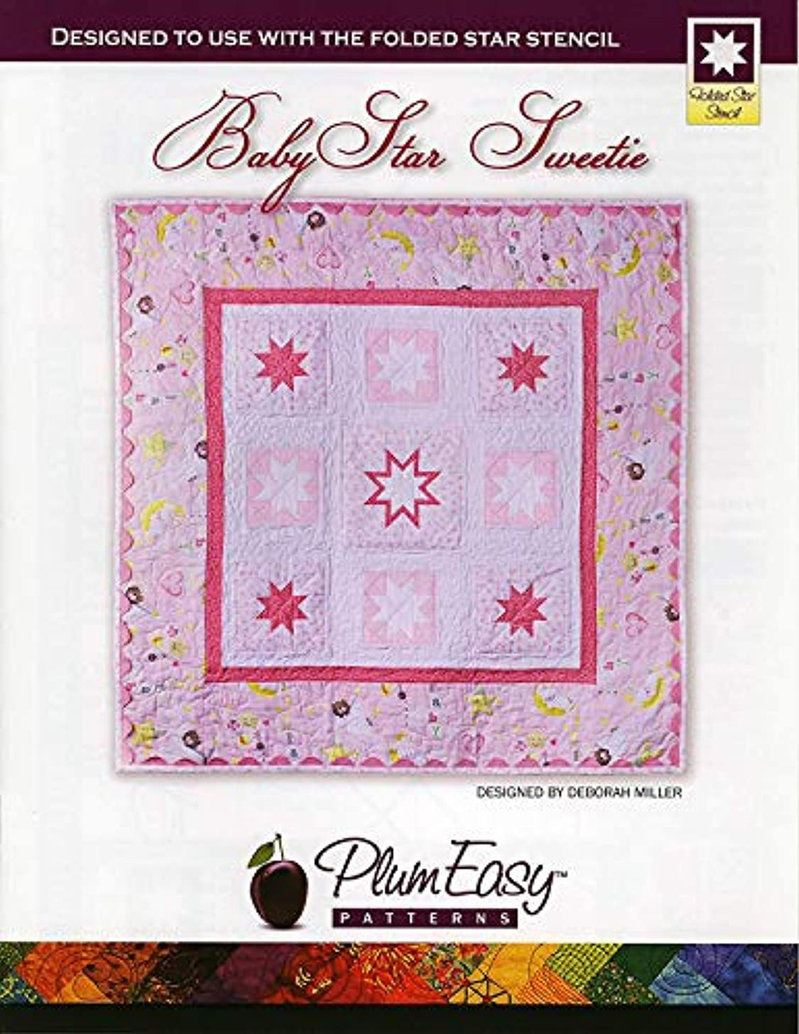 PlumEasy Patterns Baby Star Sweetie