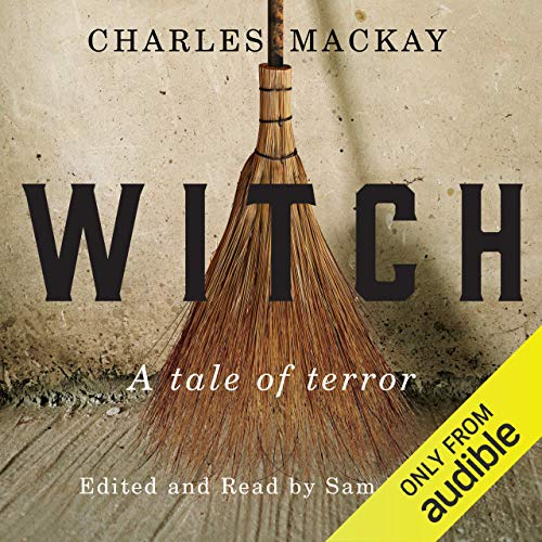 Couverture de Witch: A Tale of Terror
