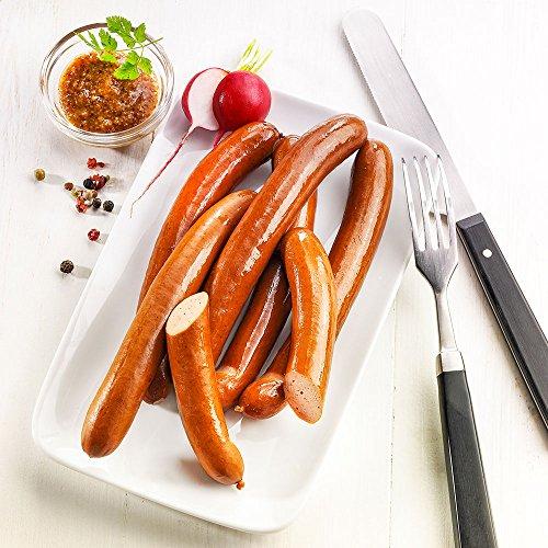 Wildschwein-Wiener aus dem Harz