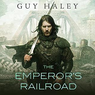 The Emperor's Railroad                   Autor:                                                                                                                                 Guy Haley                               Sprecher:                                                                                                                                 Tim Gerard Reynolds                      Spieldauer: 4 Std. und 44 Min.     1 Bewertung     Gesamt 5,0