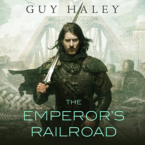 The Emperor's Railroad audiobook cover art