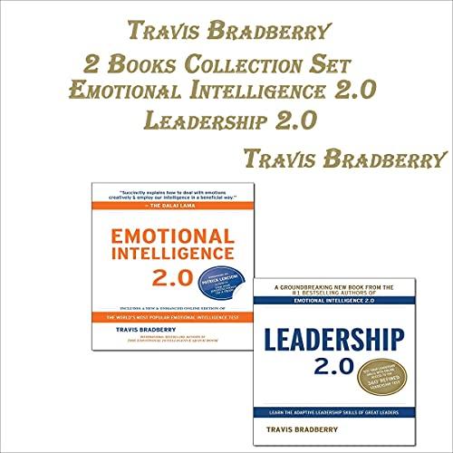 Download Travis Bradberry 2 Books Collection Set: Emotional Intelligence 2.0, Leadership 2.0 audio book