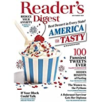 6-Months (5 Issues) of Reader's Digest Magazine Subscription
