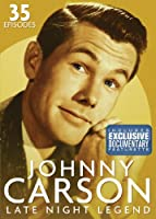 Johnny Carson: Late Night Legend [DVD] [Import]