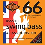 Rotosound RS665LD Swing Bass Electric Bass 5 String Set (45-130)