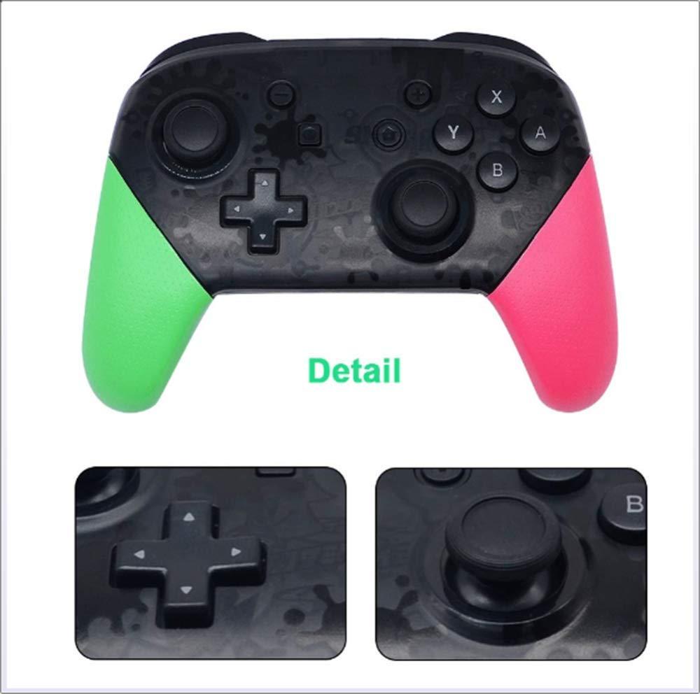 Fang Gamepad, Switch Pro Controller Controlador inalámbrico ...
