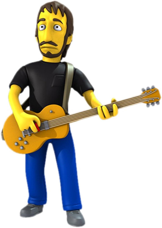 entrega gratis NECA Simpsons 25th 25th 25th Anniversary - Pete Townshend 12,5 cm Acción Figura Series 2  solo cómpralo