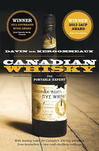 Canadian Whisky: The Portable Expert (English Edition)