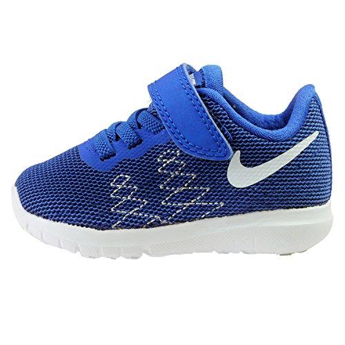 Nike Flex Fury 2 (TD) Toddler Boys Shoe #820286-400 (10 Toddler M)