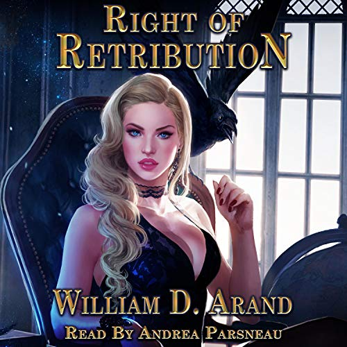 Right of Retribution cover art