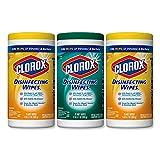 Clorox 30208 Disinfecting...