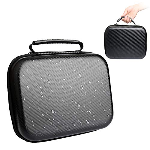 Bysameyee Original LCD Digital Microscope Carrying Case, Ultra Big Size Storage Bag Box for USB/WiFi/LCD Screen Handheld Portable Microscope Camera Endoscope Magnifier Pocket Microscope