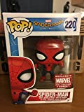 Funko Pop! Marvel: Spider-Man Homecoming - Spider-Man (Wingsuit) Collector Corps Exclusive #220 …...