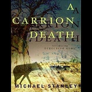A Carrion Death audiobook cover art