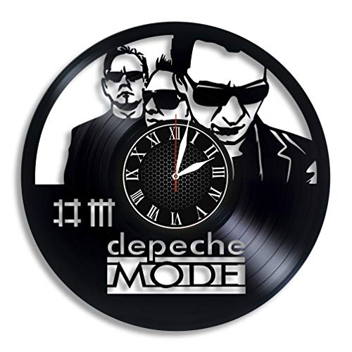 Depeche Mode Band Art Wall Clock, Depeche Mode Design Gift for Any Occasion