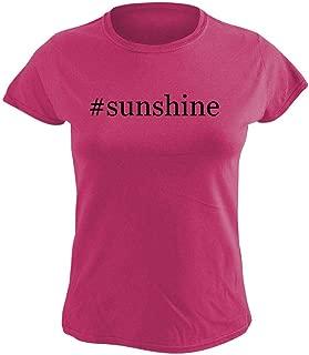 Harding Industries #Sunshine - Women's Hashtag Graphic T-Shirt
