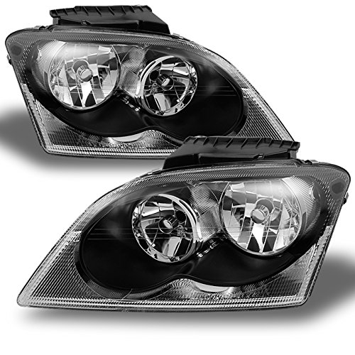chrysler pacifica headlights - 4