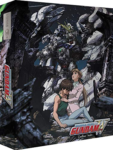 Mobile Suit Gundam Wing Endless Waltz-Edition Collector Bluray [Blu-Ray]