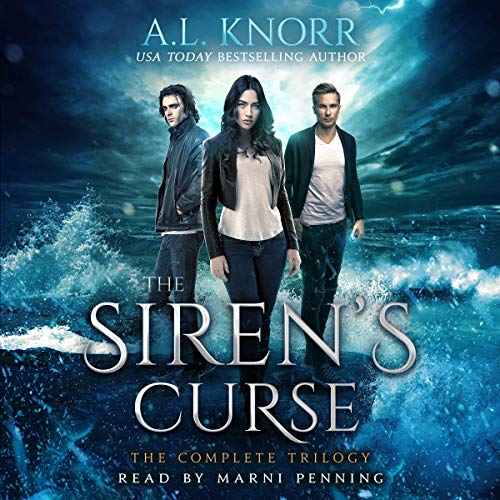 Couverture de The Siren's Curse, Complete Trilogy
