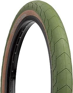Eclat Decoder Tire - 20 x 2.4, Clincher, Steel, Army Green/Brown, 120tpi
