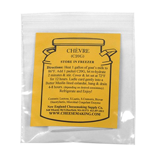 chevre cheese kit - 9