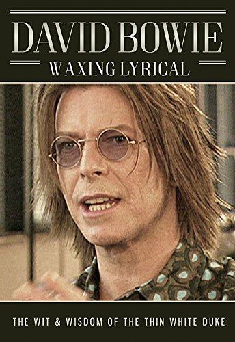 David Bowie - Waxing Lyrical (2dvd)