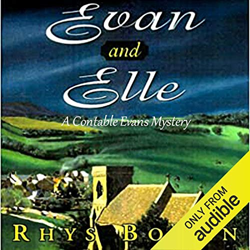 Evan and Elle audiobook cover art