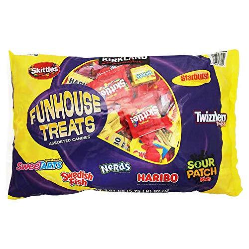 Kirkland Signature Funhouse service Free Shipping Cheap Bargain Gift Treats Assorted Bulk Mix 5.75 Candy