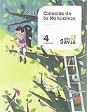 Ciencias de la Naturaleza. 4 Primaria + Key Concepts. Más Savia. Andalucía