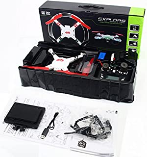 Wltoys Drone V686g 4ch 5.8g Fpv Real Time Transmission 2.4g Rc with 2mp Camera