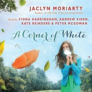 Page de couverture de A Corner of White