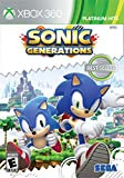 xbox one platinum - Sonic Generations (Platinum Hits) - Xbox 360