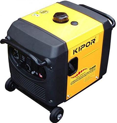 Los Mejores Generador Electrico Kipor – Guía de compra, Opiniones y Comparativa del 2021 (España)
