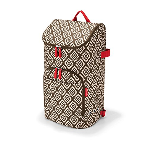 reisenthel citycruiser bag 34 x 60 x 24 cm diamonds mocha