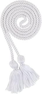 white honor cord